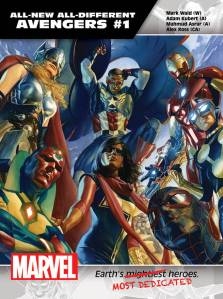 All-New All-Different Avengers vol 1 1