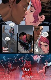 Miles Morales katie bishop and the young ultimates