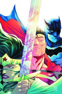 Trinity DC Rebirth