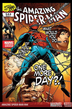 Spider-man One More Day #1